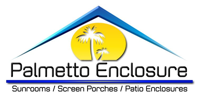Palmetto Enclosure Sunrooms Logo