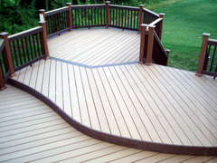 deck built in Lexington SC