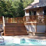 deck constructed in Lexington SC