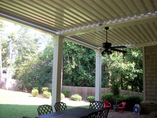 patio enclosure built in Columbia SC
