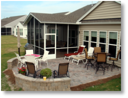 Sunroom And Screeen Porch Contractor Chapin Sc